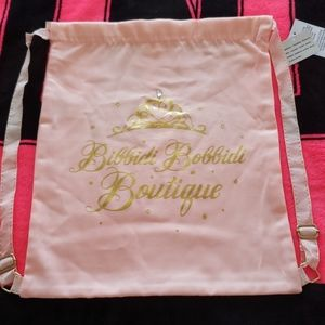 Brand New Bibbidi Bobbidi Boutique Cinch Sack